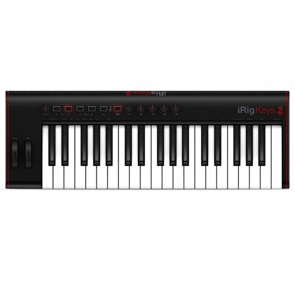 IK Multimedia iRig Keys 2 PRO  Keyboard Controller for iOS / Pc & Mac