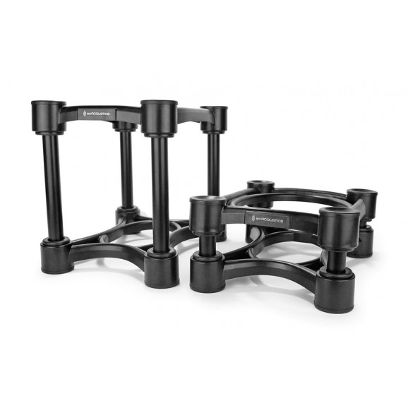 Isoacoustic Professional Speaker Stand Pair