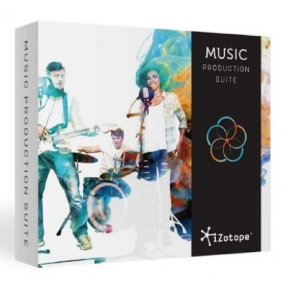 iZotope Music Production Suite Software