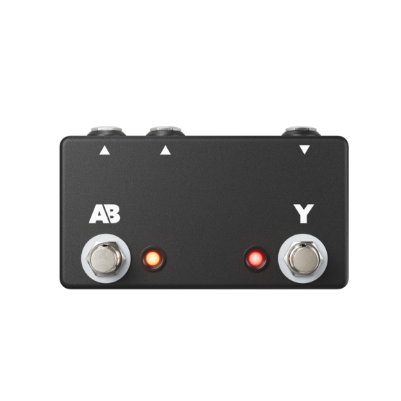 JHS Active A/B/Y Switching Utility Pedal