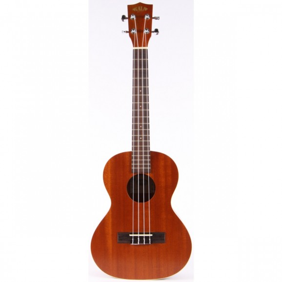 Kala KA-T Satin Tenor Ukulele in Natural Satin