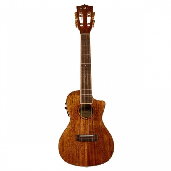 Kala Acoustic / Electric Concert Gloss Ukulele in Koa KCGE-C