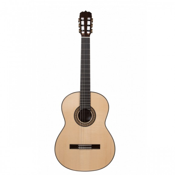 Katoh Madrid Nylon String Classical Guitar includes Case