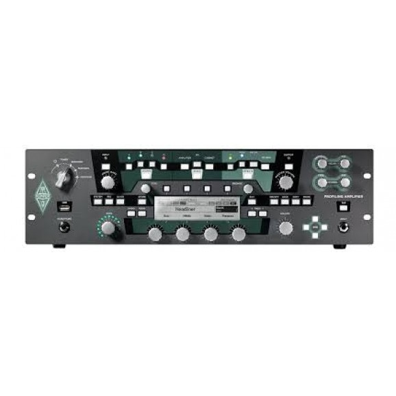 Kemper Profiler Amplifier Rack
