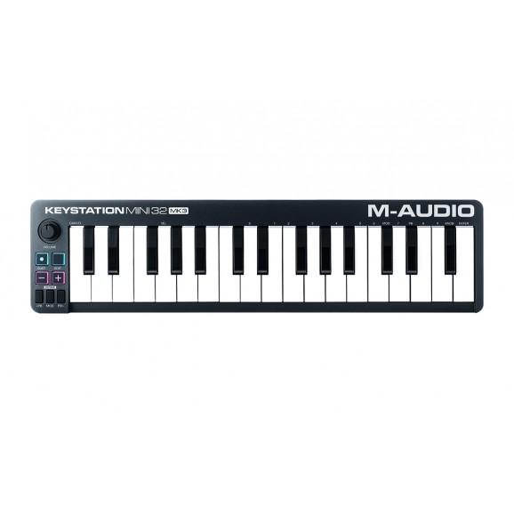 M-Audio -  Keystation Mini MK3 32 note USB Controller