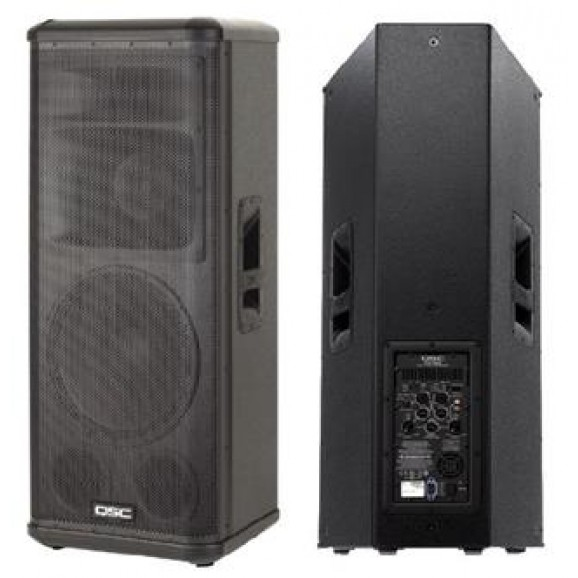 QSC KW153 Powered Speakers