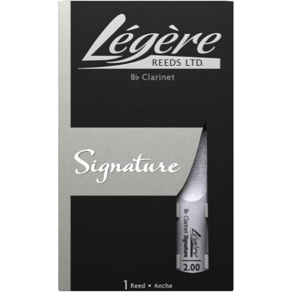 Legere Bb Soprano Clarinet Signature Reeds Size 2.5 (Each)