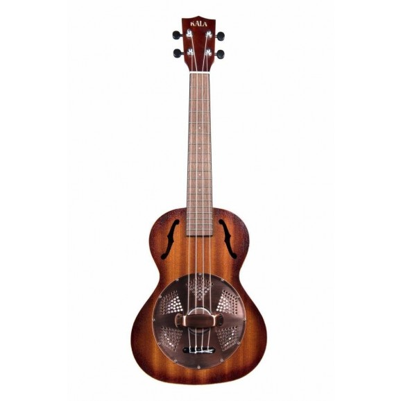 Kala Resonator Tenor Ukulele Mahogany with Brass Cone