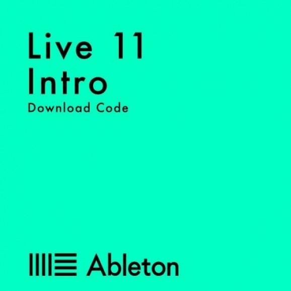 Ableton Live 11 Intro DOWNLOAD CODE