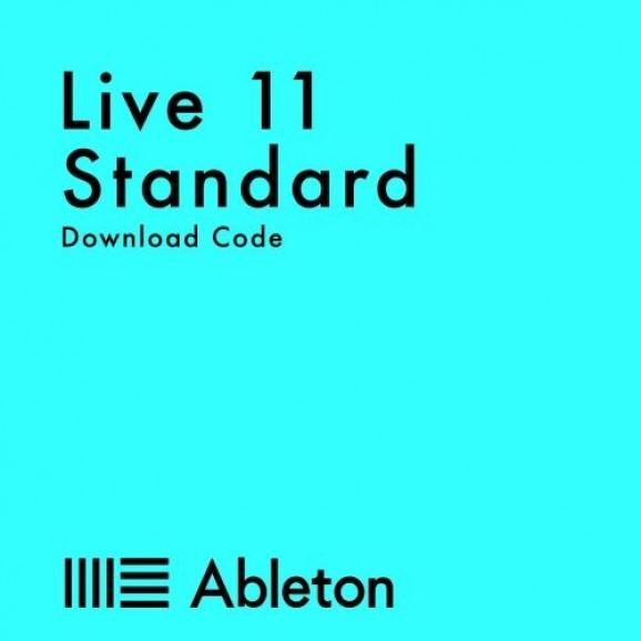 Ableton Live 11 Standard DOWNLOAD CODE