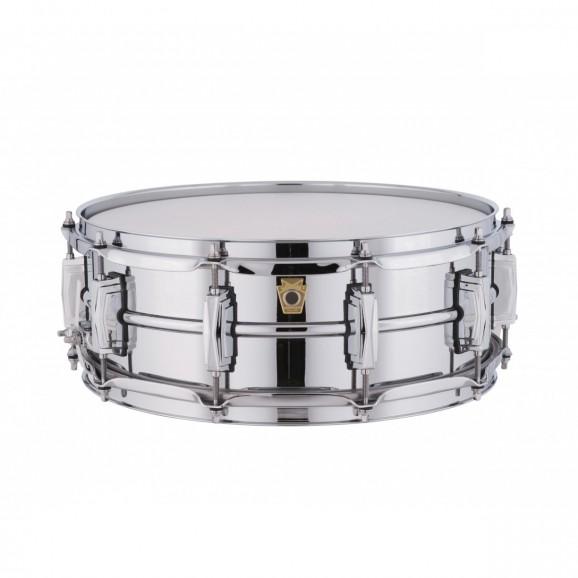 "Ludwig 14""x 5"" Supraphonic Chrome Snare Drum"