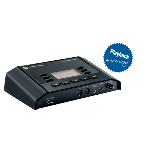 Cymatic Audio LP-16 16 Track Live Audio Player