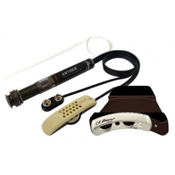 LR Baggs Anthem Acoustic Guitar Pickup and Microphone