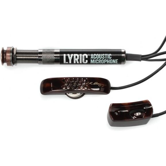 LR Baggs Lyric Microphone Acoustic Guitar System