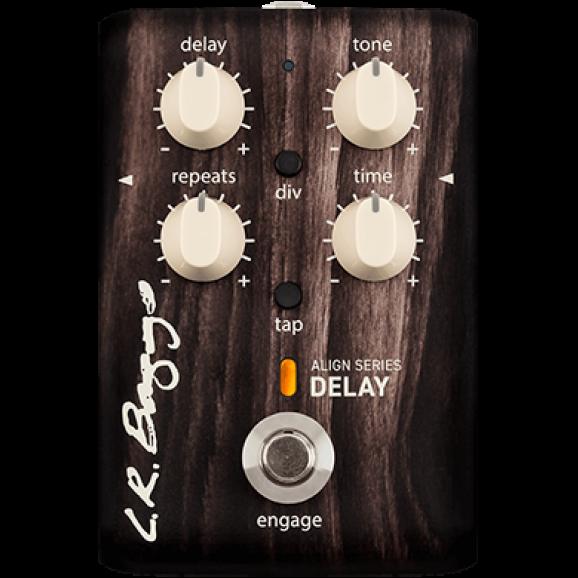LR Baggs Align Series Delay Pedal