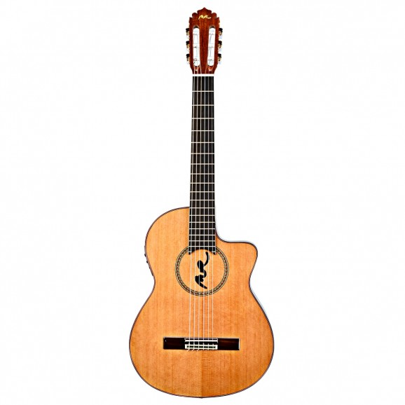 Manuel Rodriguez Solid Cedar Top with Rosewood Back and Sides