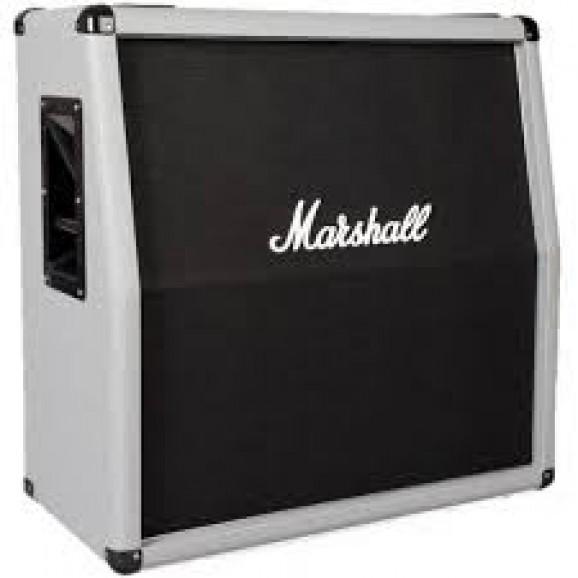 Marshall 2551AV 4X12 Angle Cabinet Silver Jubilee