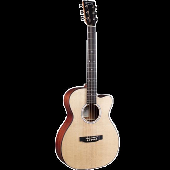 Martin 000CJR10E: JR Acoustic Guitar 000 Junior w/ Pickup & Cutaway