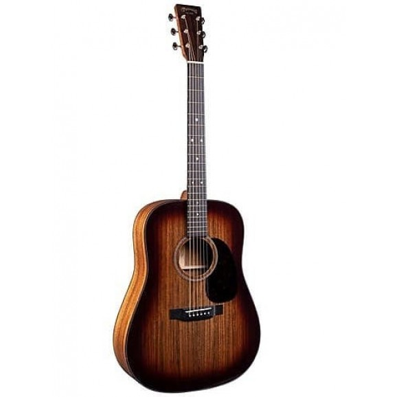 Martin D-16E Burst Acoustic / Electric Guitar in Ovangkol