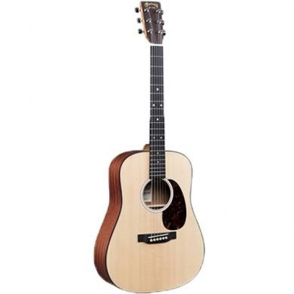 Martin Acoustic / Electric Dreadnought Junior in Sapele