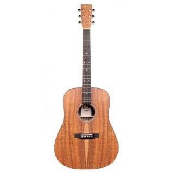 Martin D-X1E Koa Acoustic / Electric Guitar