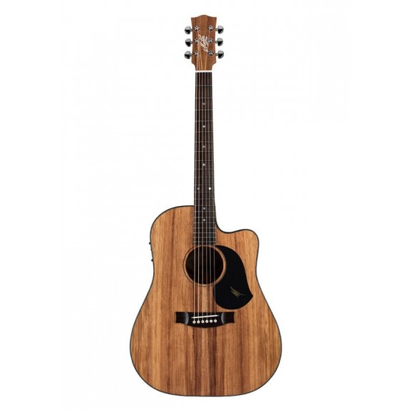 Maton EBW70C Solid Blackwood Acoustic Electric Guitar