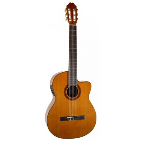 Katoh MCG40CEQ Classical Guitar with Pickup