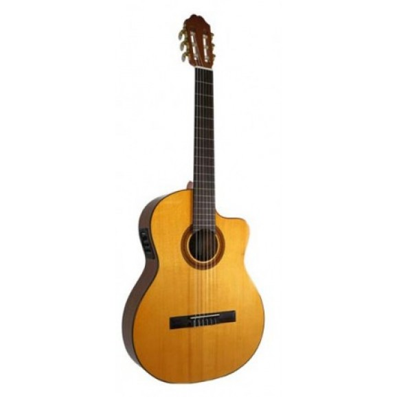 Katoh MCG40SEQ Classical Electric Guitar