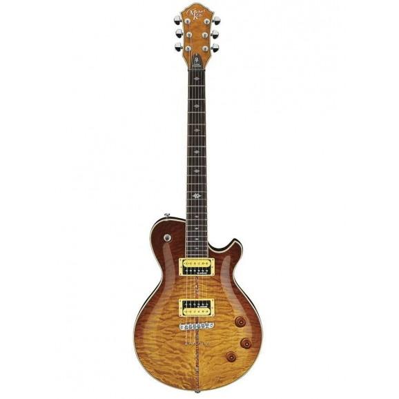 Michael Kelly - LP Style - Electric Guitar Patriot Instinct Scorched