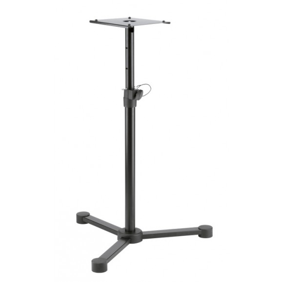 Konig & Meyer -  26720 Monitor Stand - Black