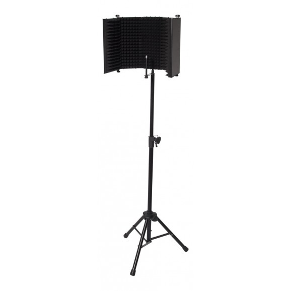 ISK RF-2 Sound Reflection Filter - Recording Vocal Booth + Stand