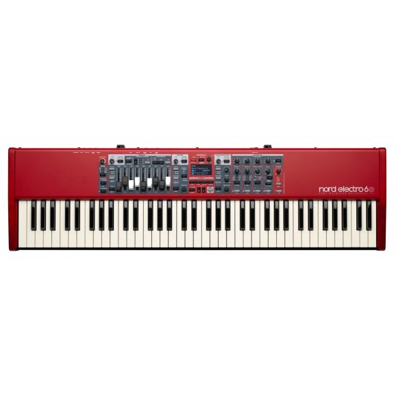 Nord - Electro 6D 73 Key Semi-Weighted Stage Piano with Drawbar