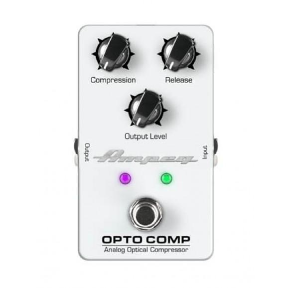 Ampeg Opto Comp Bass Compressor Pedal