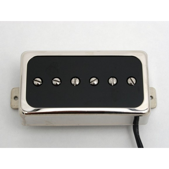 Duesenberg Domino P90 Pickup - Neck - Nickel (P9NNB)