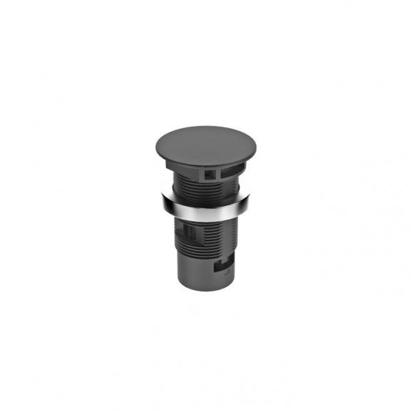 Beyerdynamic GMS52 Shock-mounted Installation Holder with Lid for Classis Microphones - Black
