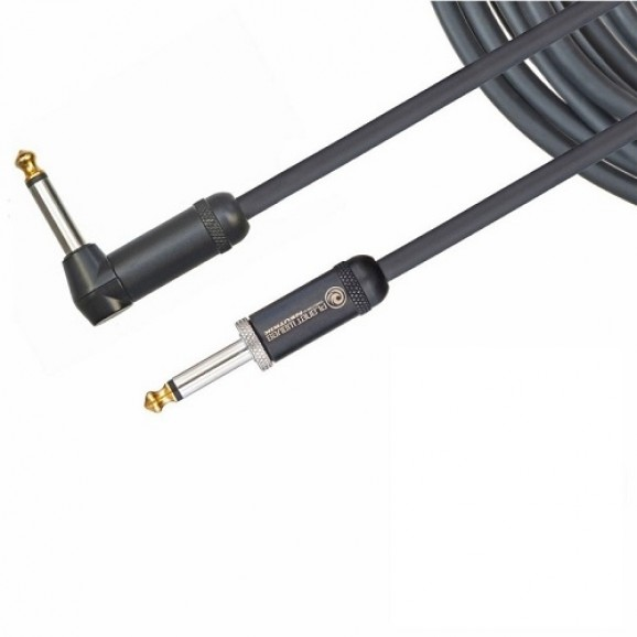 Planet Waves 20FT American Stage Right Angle Guitar Lead Cable PW-AMSGRA-20