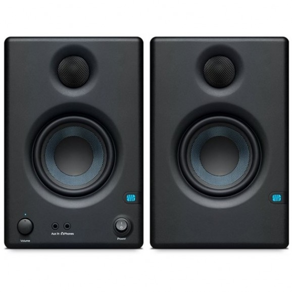 Presonus Eris E3.5 2 way 50W Media reference monitors (Pair)