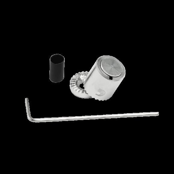 LOKNOB Small Silver Metal Knob PW-LNPS-01S