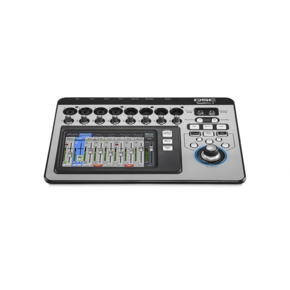 QSC Touchmix  8 Touchscreen Digital Mixer