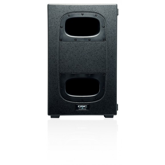 QSC KS212C Active 2 X12 Subwoofer