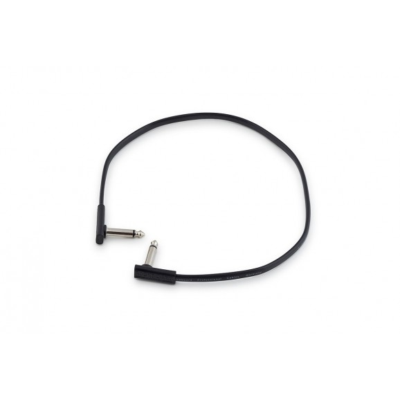 "RockBoard CAB PC F 45 BLK RockBoard Flat Patch Cable. Black. 45 cm / 173/4"""
