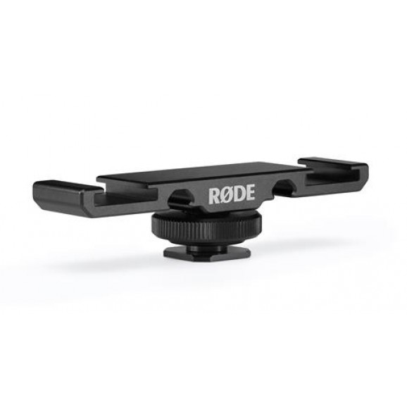 Rode DCS-1 Dual Cold Shoes Mount - Pre Order