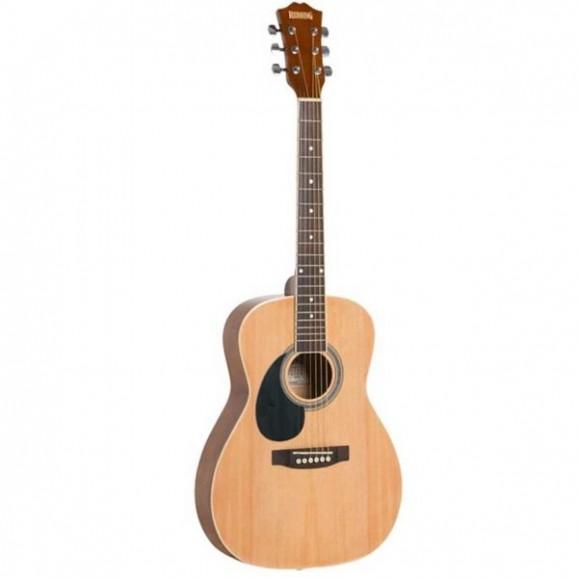 Redding 3/4 Size Acoustic Guitar Left Handed in Natural