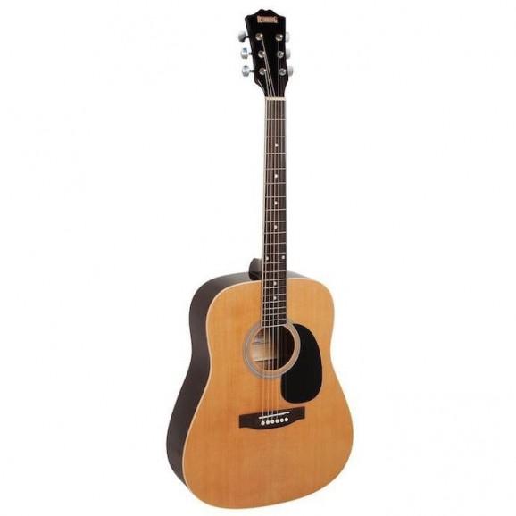 Redding RED50 Acoustic Guitar in Natural