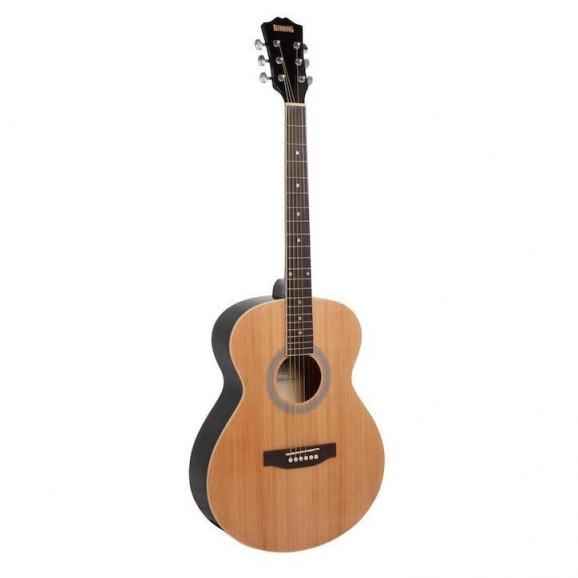 Redding RGC51 Grand Concert Size Acoustic Guitar In Natural