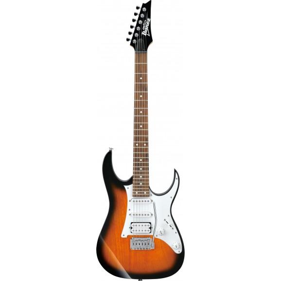 Ibanez -  GRG140 SB Electric Guitar - Sunburst - 2019