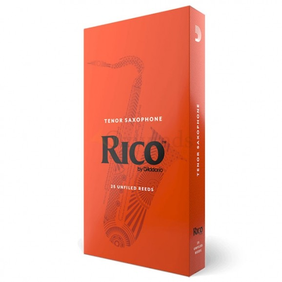 Rico Tenor Saxophone Reed Size 1.5 Q/25