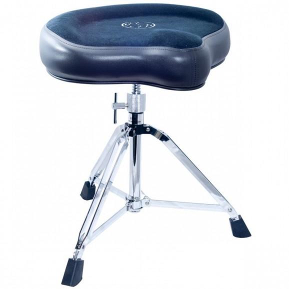 Roc-N-Soc Drum Throne - Manual Spindle w/Original BLUE Seat (MSOB)
