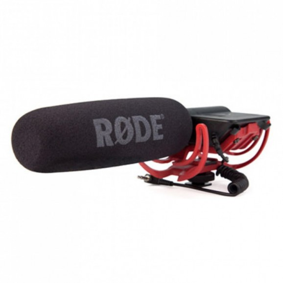 RODE - VideoMic Directional On-Camera Microphone