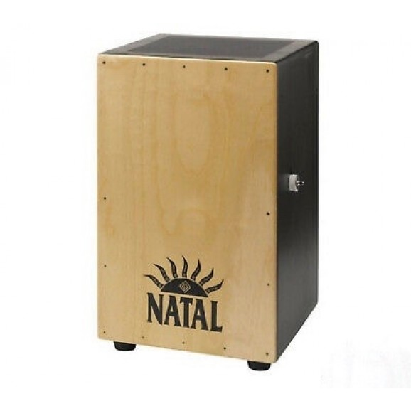 Natal Cajon Black with Natural Face